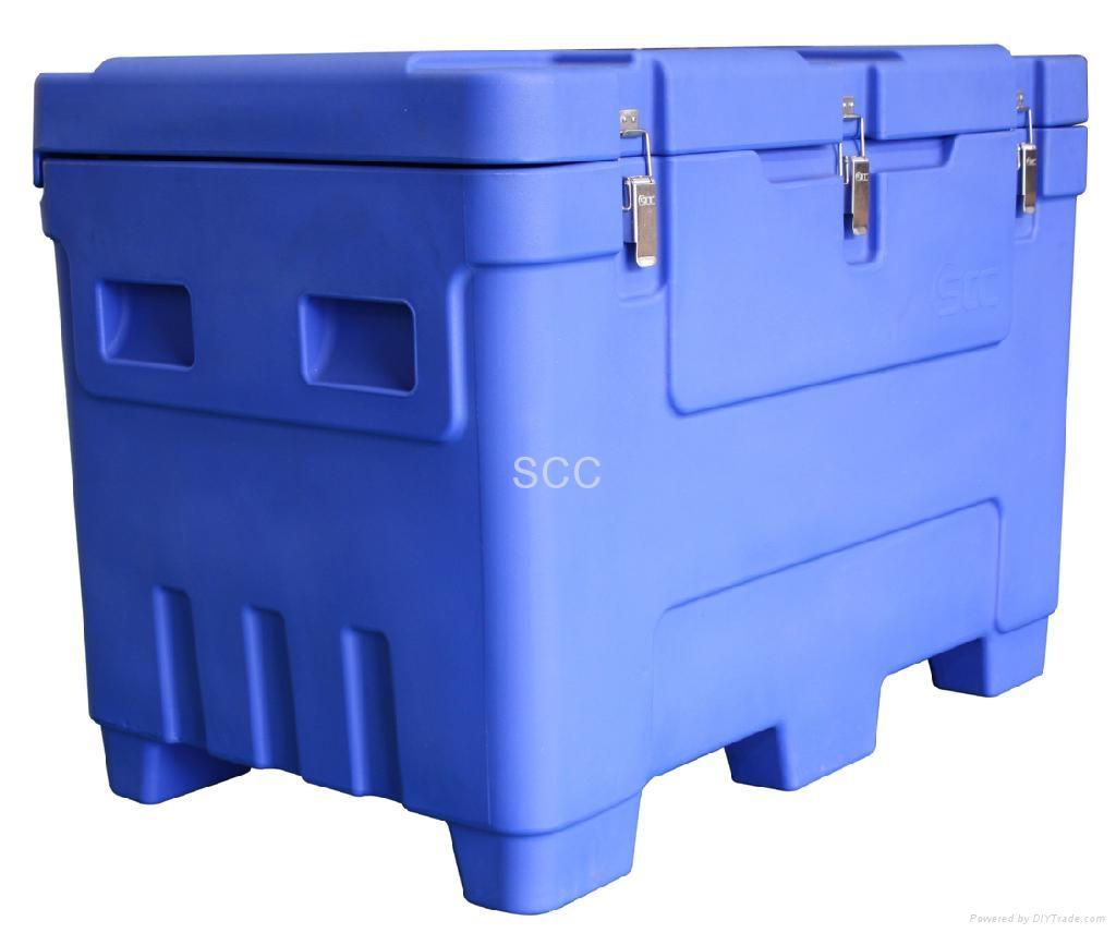 Контейнер для сухого льда на 250 литров