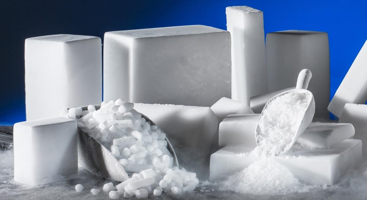 Производство льда в домашних условиях