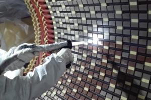 Очистка статор-роторных установок