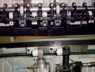 Очистка клапанов печатных машин (после)