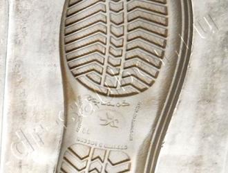 Очистка обувных пресс-форм криобластингом (После)